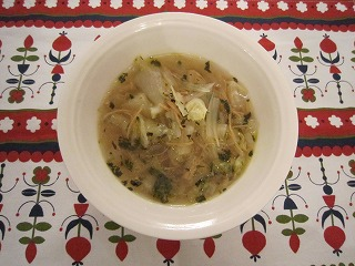 ラステルのスープ