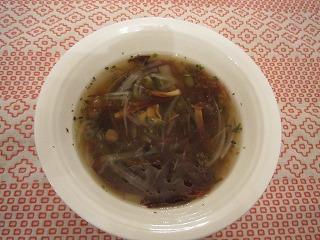 玉ネギおばさんのパレルモのスープ