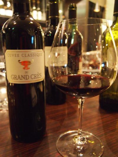 赤ワイン(JHV)