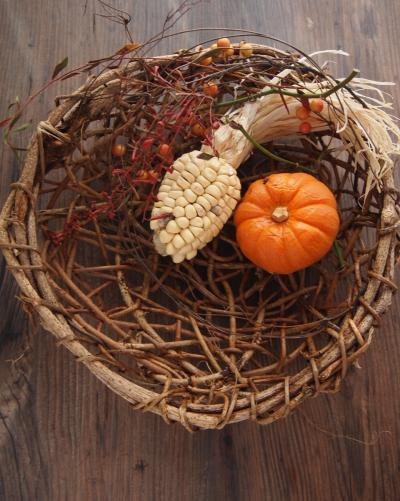 籠編み10月2