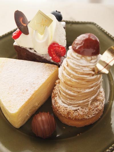 ケーキ(マプリエール)