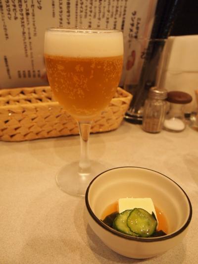 ビール(こんがり亭)