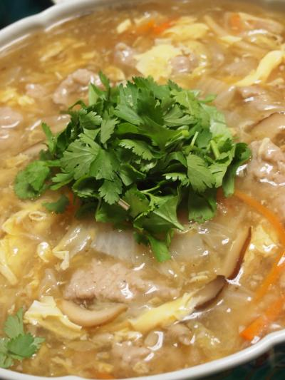 スープ(陳さん)