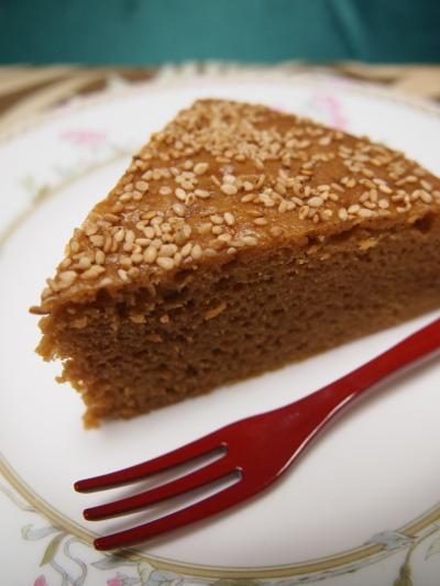 黒糖ケーキ(陳さん)