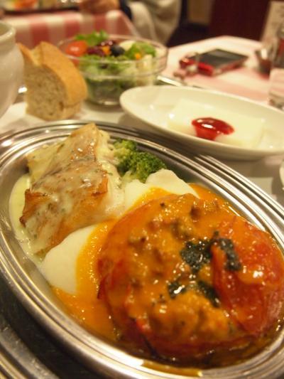 トマト肉詰め(クレッソニール)