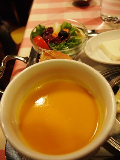 スープ(クレッソニール)