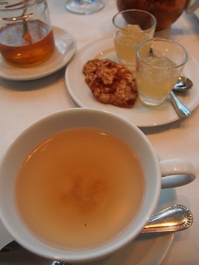 お茶(ブーケドフランス)