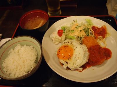 ランチ(東京厨房)