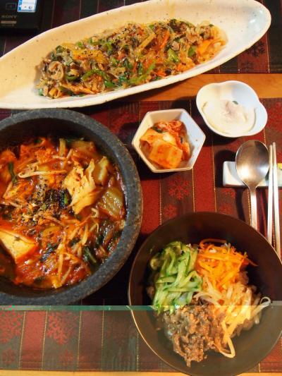 夕飯(2014年12月16日)