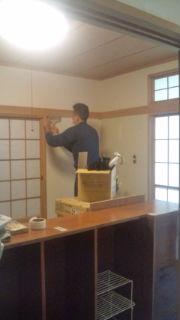 矢野さん和室
