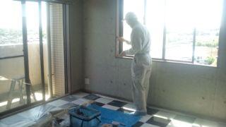 スモールベア昼間塗装さん