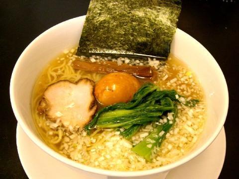 龍馬軒・塩拉麺