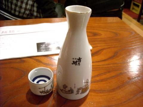 どっぽ本町店・日本酒2