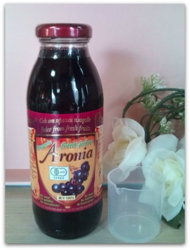 有機アロニア100%果汁