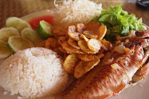 キューバのお食事 (3)
