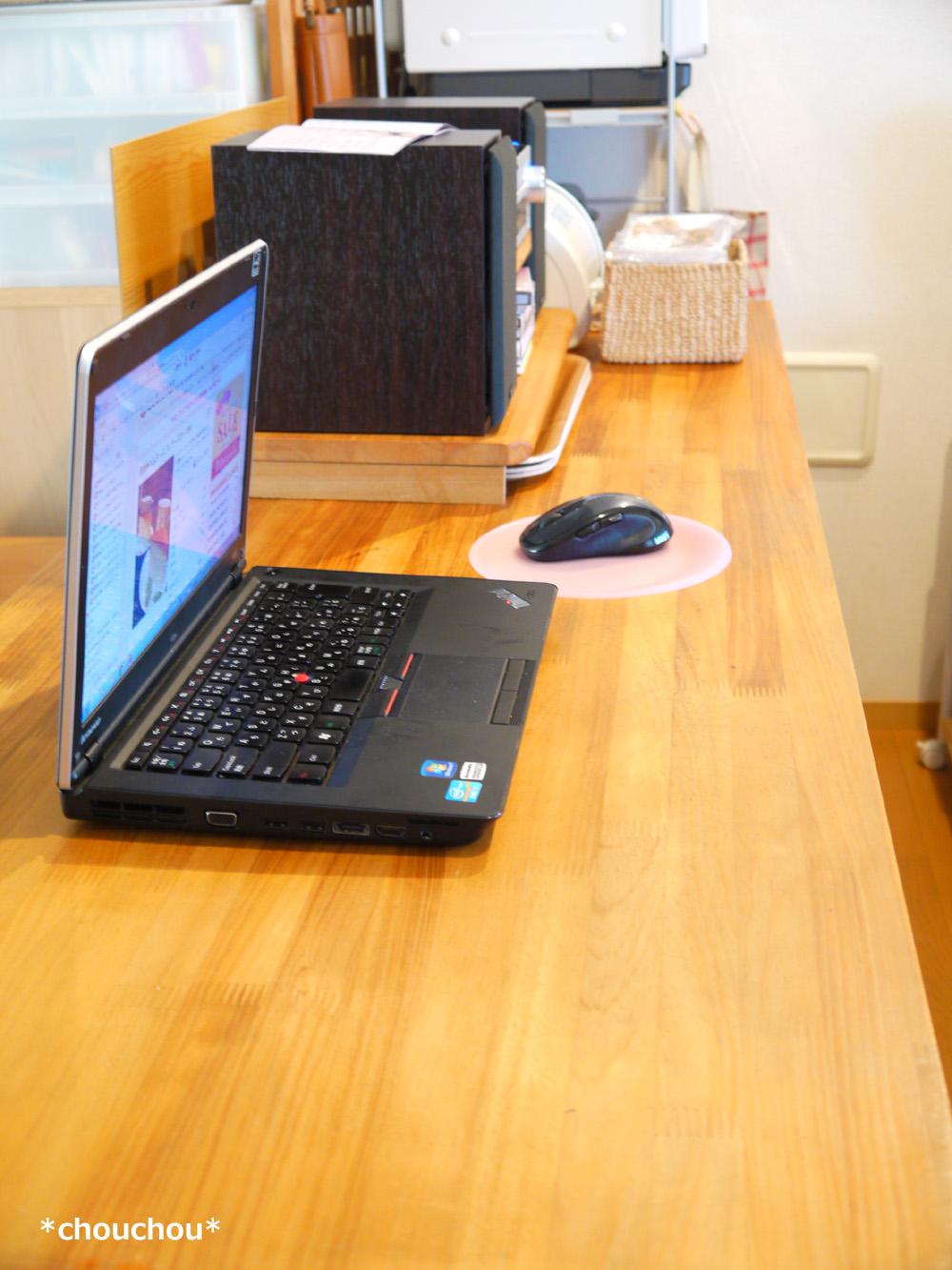 カウンター パソコン