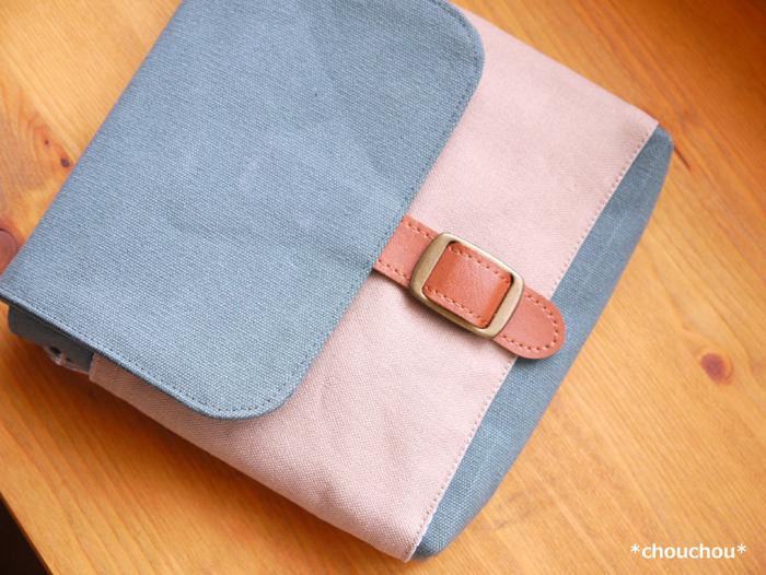 帆布 付けポケット 3
