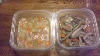 具だくさんスープの素