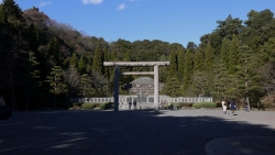 20141213_昭和天皇陵墓
