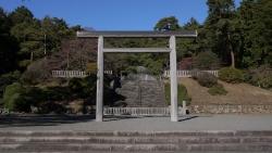 20141213_大正天皇陵墓
