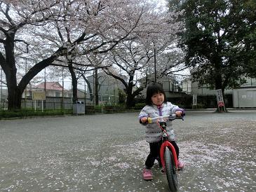 自転車乗り