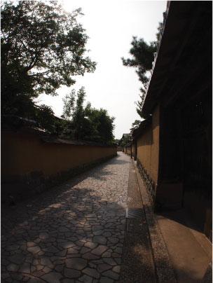 武家屋敷跡2