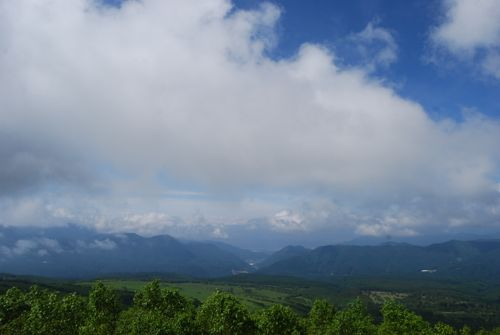 2菅平高原