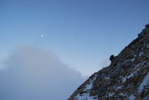 12トワイライト登山