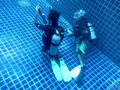 タオ島 ダイビングライセンス