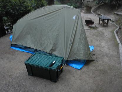 20130430えひめ森林公園キャンプ場1