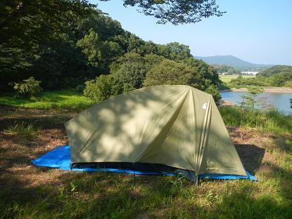 20130814平田森林公園キャンプ場