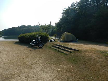 20130816_ときわ湖畔北キャンプ場