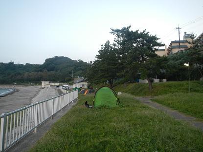 20130921_袖ヶ浜キャンプ場2