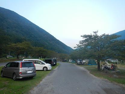 20130923_粕川オートキャンプ場1