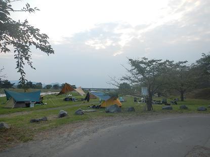 20130923_粕川オートキャンプ場2