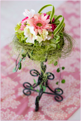 pink arrange spring2_201402
