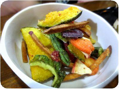 ドライ野菜