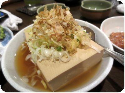 おでん豆腐