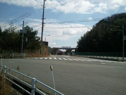 2012/4/1 有馬街道(芦有)