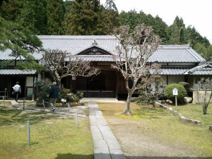 2012/4/15 旧柳生藩陣屋跡