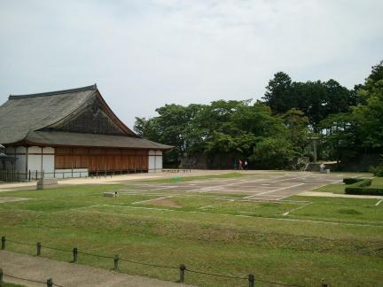 2012/6/24 篠山城跡