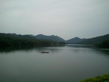 2012/6/24 千丈寺湖
