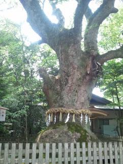 2012/6/30 熱田神社