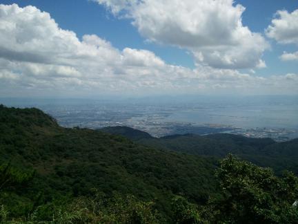 2012/8/26 六甲山