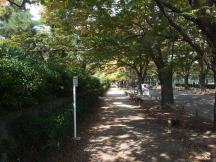 2012/10/21 上賀茂
