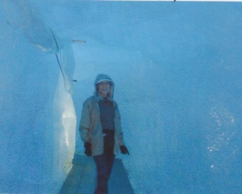 dローヌ氷河