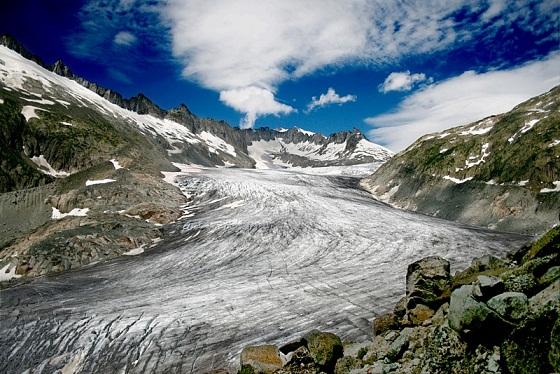 Ghiacciaiorhoneローヌ氷河