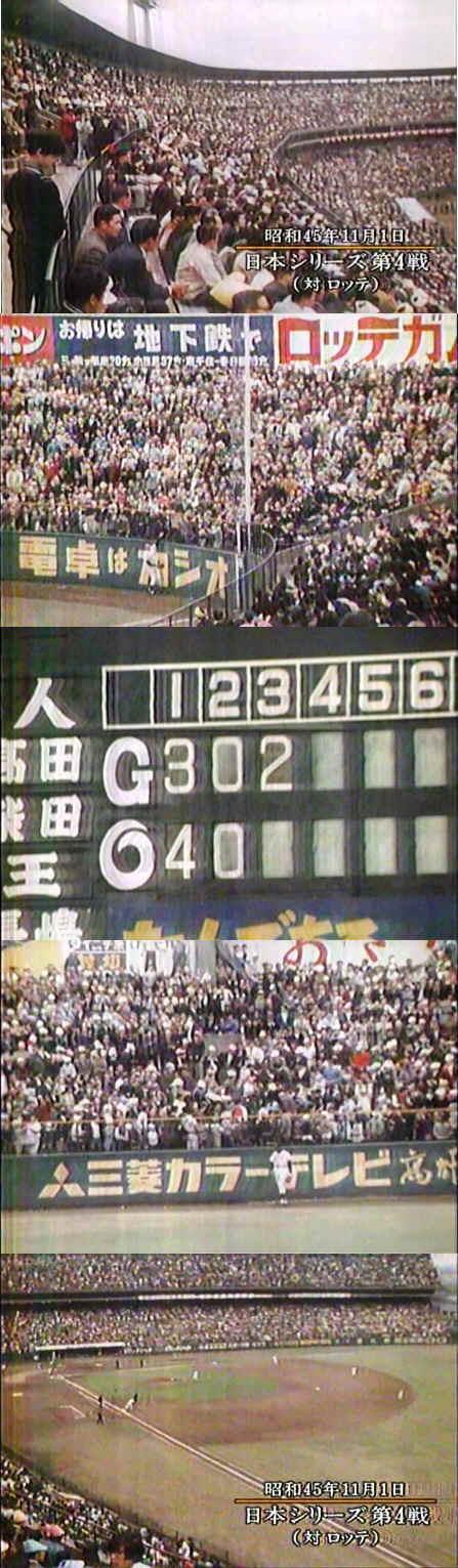 1977年の日本シリーズ