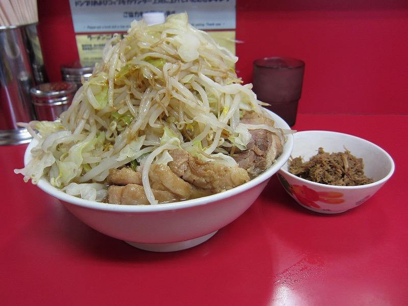 小豚 崩し豚カレー味    ¥750 + ¥50