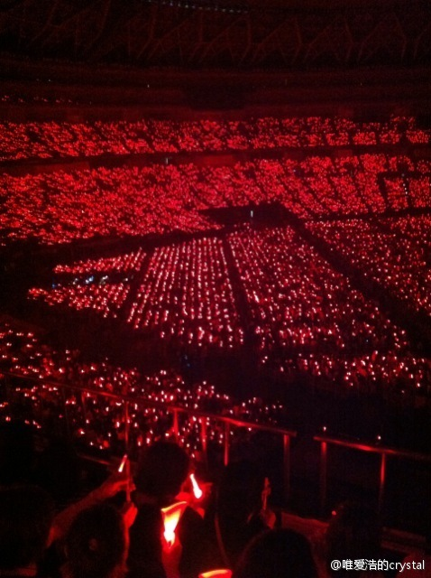 130605 Time Tour大阪京セラドーム1回目 RED OCEAN4